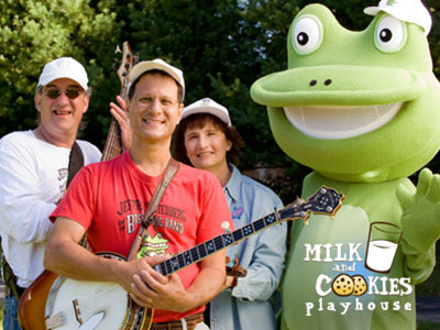 The Bossy Frog Band Annual Family Extravaganza