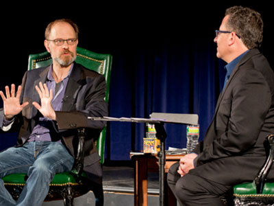David Hyde Pierce in Conversation with Elliott Forrest