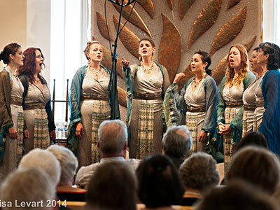 KITKA/Women's Vocal Ensemble