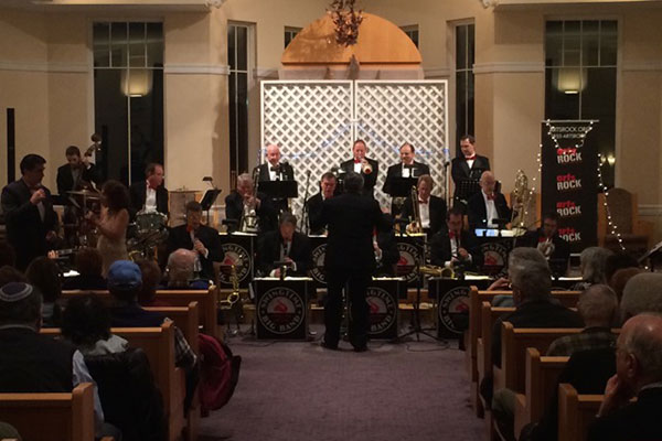 Swingtime Big Band: Home for the Holidays
