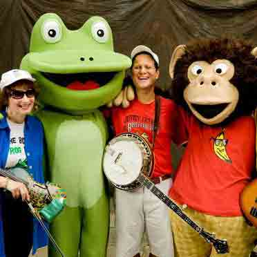 The Bossy Frog Band's Old Tyme Carnival Show!