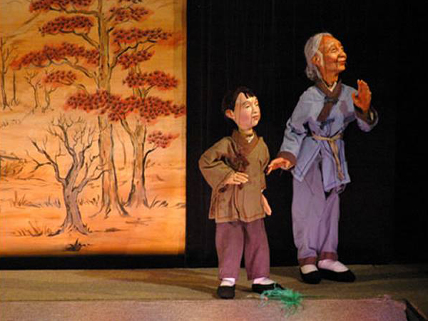 5th Annual Puppet Festival featuring The Tanglewood Marionettes