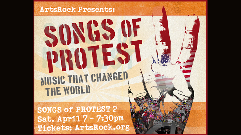 Songs of Protest 2 - Music That Changed the World