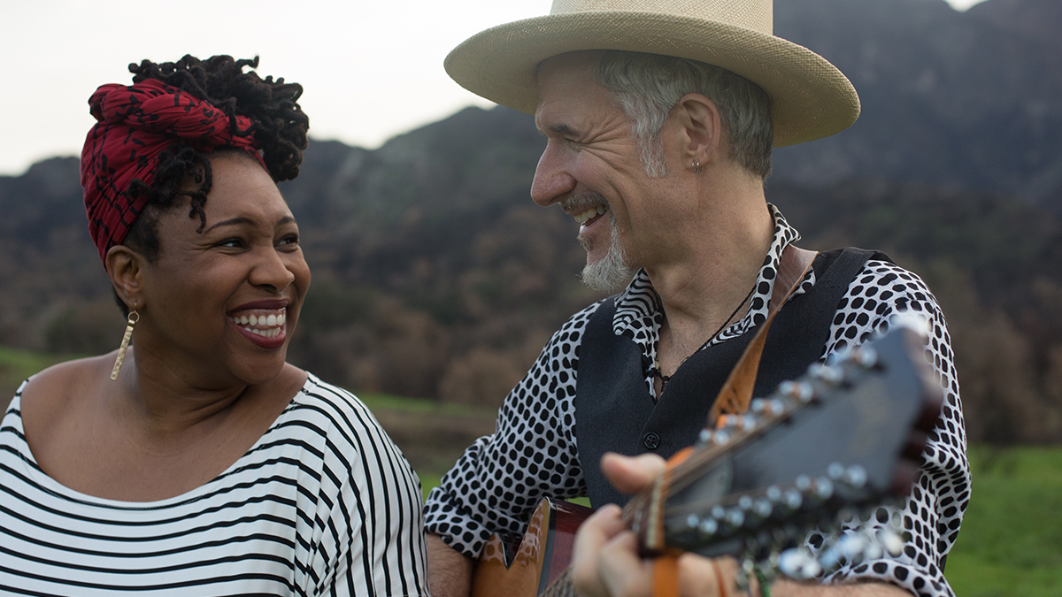 Dan Zanes with Claudia Eliaza - Family Sensory Friendly Show