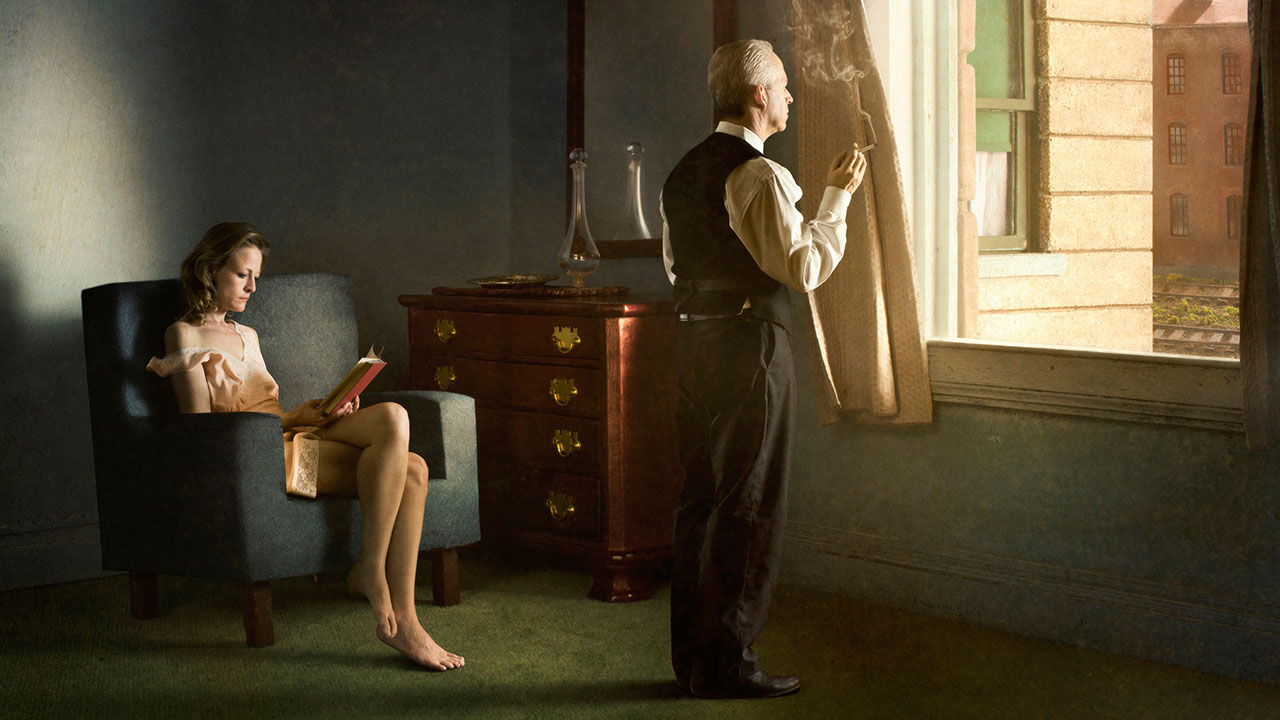 Richard Tuschman's HOPPER MEDITATIONS hosted by Elliott Forrest