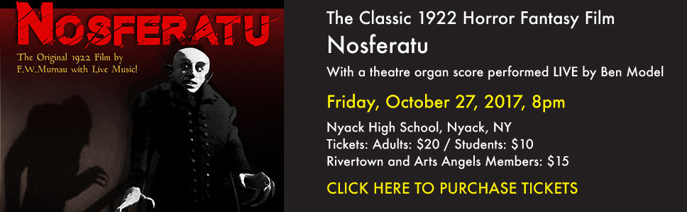 The Classic 1922 Horror Fantasy Film Nosferatu