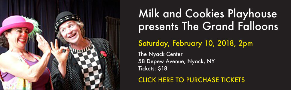 Milk and Cookies Playhouse presents The Grand Falloons