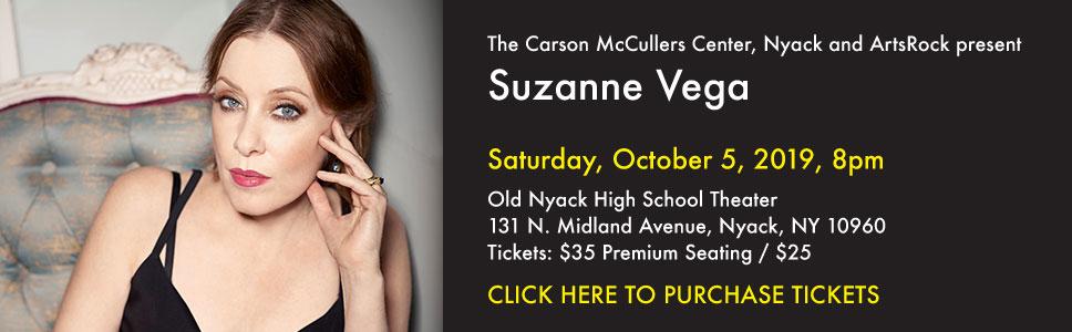 Suzanne Vega | ArtsRock
