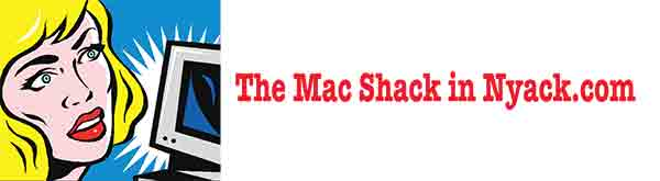 The Mac Shack in Nyack